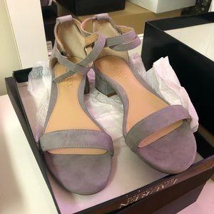 Ralph Lauren low heeled sandal